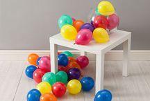 Beautiful Balloons. Boys