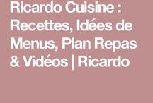 Ricardo cuisine