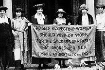 Edwardian, 1910s, Suffrage