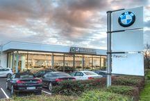 Rybrook BMW Shrewsbury / Rybrook's BMW dealership in Shrewsbury