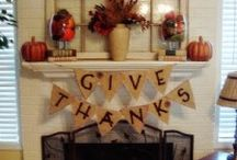 Fall Decorations / by Bree Beatty