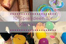 Basteln für Kinder | DIY for toddler