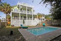 Gardner Family Vacation / Houses/rentals for our big family vacations