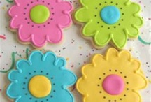 * S u G a R . c O o K i E s . . . * / All the beautifully decorated sugar cookies...