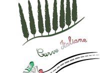 Curve Italiane / Tre ragazze curvy, un obiettivo e una passione. Curve Italiane è un progetto nato per far conoscere l'Italia nella sua veste più sincera, viaggiando a costo zero.
