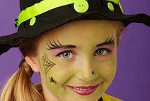 Face painting - Halloween