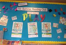 TD Summer Reading Club 2015 / Activities, decorations and summer fun during the #TDSRC #RHPLplay