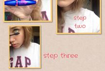 How put the mascara in Your eyes
