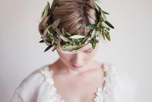 weddings // headdress / by Arvee Marie Arroyo