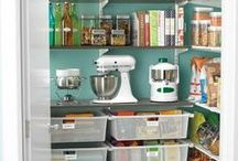 Storage organizing ideas