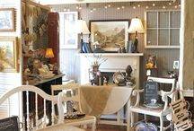 Antique Booth Display Ideas