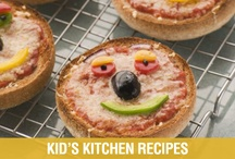 Tween Chefs at House Froehlich / Recipes my budding chefs could tackle. / by Denise Froehlich