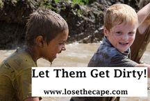 Lose the Cape Mom Blogs