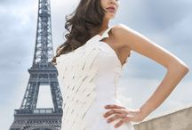Laureen Couture Wedding Gowns / Our very own PGA Fairway Bride will be modeling a variety of couture bridal gowns from Parisian wedding gown designer, Laureen Cohen of Laureen Couture.