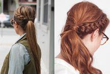 Hair: Braid it! / by Tanya Parisi