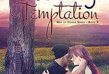 Resisting Temptation (Men of Honor, #3)  by K.C. Lynn / Cade e Faith Walker  Christopher Ruthie Mia
