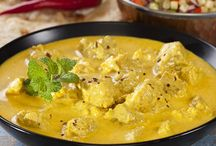 Saute de porc au curry