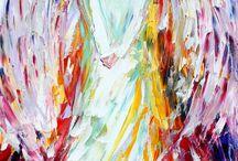 Angels / by Judee Light