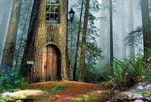 Discover  / Places found in wondrous surrounding that have to be found!