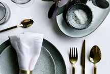 on the table/tablestyling / inspiring table design