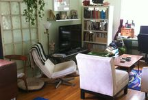 Project: Living Room Makeover / by Monica Katzenell