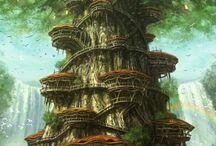 Reino dos Elfos Florestais