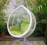 Závěsná relaxační křesla
