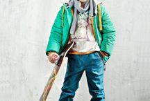 Представляем вашему вниманию некоторые модели осенне-зимней коллекции детской одежды