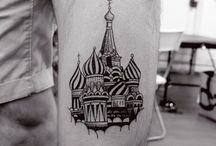 Russian Tattoos