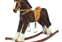 handmade rocking horse uk