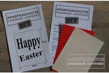 Landelijk en stoer: Pasen/Easter