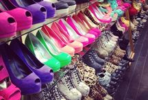 shoes, shoes and more SHOES <3 / by Jordan Breeden