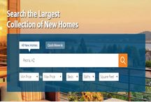 Home Buyer Tips & Tools / Mortgage Calculators, Search for New Build & Resale Homes, Get a Comparative Market Analysis for a home you're interested in, and more!