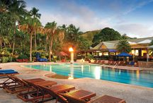 FIJI - Fiji Hideaway Resort & Spa / Fiji Hideaway Resort & Spa