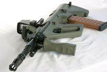 Automatic Rifle / Automatic Rifle.