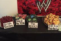 NIVER DAVI - tema WWE