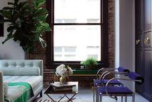 Cores! / Arquitetura e interiores