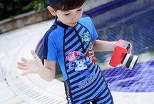 Little Boys Swimwear