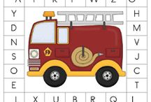 School- October- Fire Safety