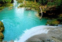 Irie Blue Hole and Secret Falls Tours