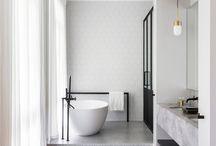 Terrace House Bathrooms