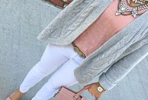 Taurus Fashion / Pink & white. Sky blue, khaki, brown, beige, maroon. Pink & cream. Black is okay. Comfy, practical, and soft.