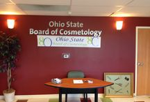 Picture's Taken at State Board  / Here are a few pictures that have been taken here at The Ohio State Board of Cosmetology