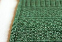knitting and crochet blanket& örgü battaniye-örtü