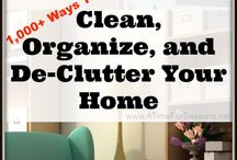Household Organization / Cleaning