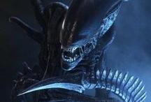 Alien va Predators