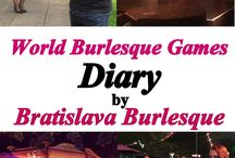 Blog / We have a lovely sparkly new website! Take a look and don't forget to check out our blog!  (Available in EN & SK, just switch the language in the right upper corner) www.bratislavaburlesque.com