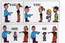 English - pronouns