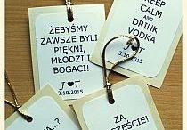 etykiety ślubne