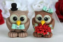 Cake Toppers - Wedding